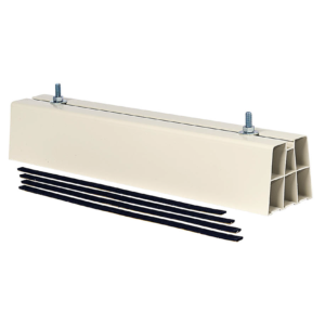 Blocks for condensing units 90x80 350 cream