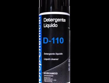 Drop liquid cleaner