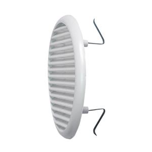 Műanyag körrács rugóval d=175 mm ECO-AIR fehér
