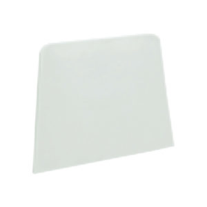 End cover for bracket 9898-032 cream